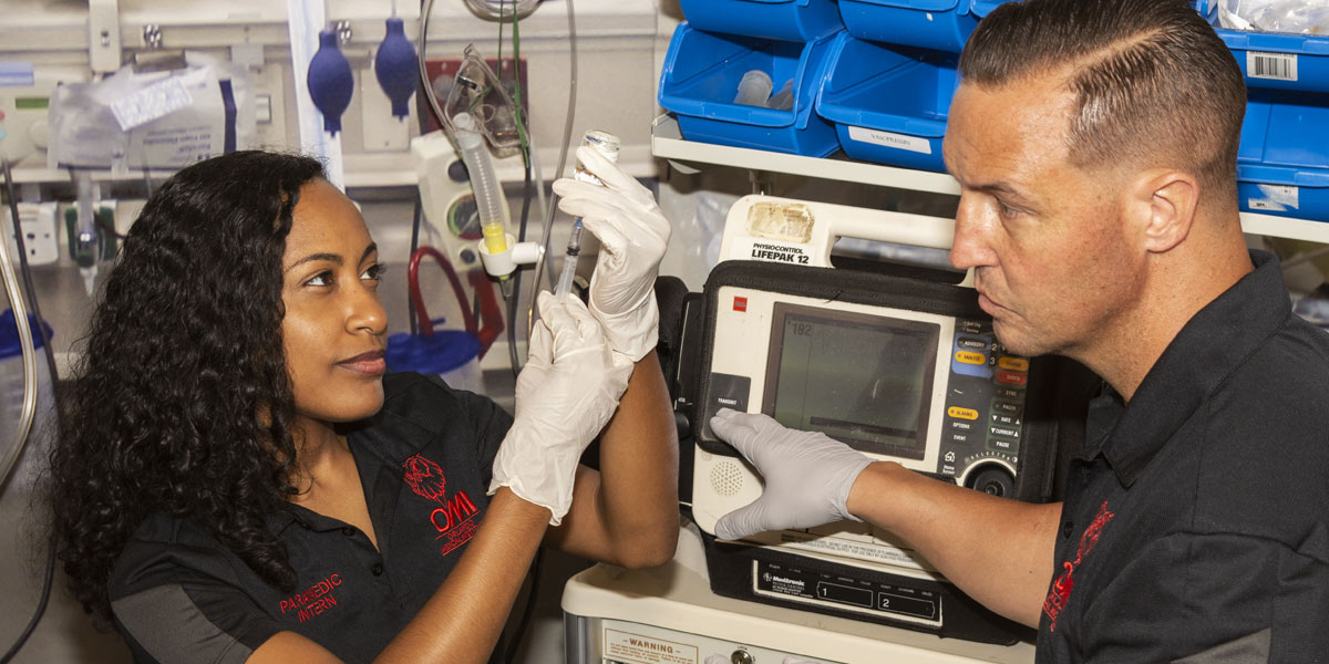 orlando paramedic program
