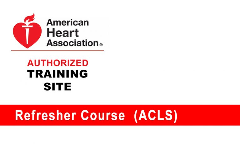 Advanced Cardiac Life Support (ACLS) Refresher