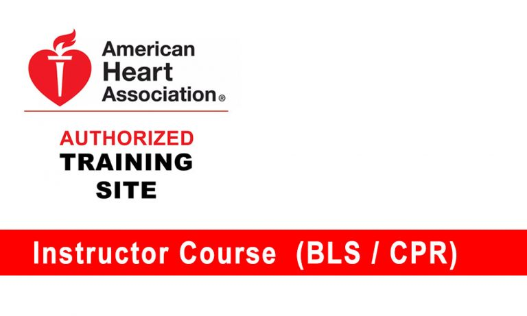 Basic Life Support (BLS) Instructor Course