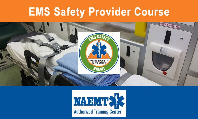 EMS Safety Provider Course